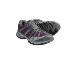 Montrail Mountain Masochist Trail Running Shoes (For Women) in Bramble/Cool Grey - Closeouts