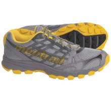 Montrail Rockridge Trail Running Shoes (For Men) in Cool Grey/Yellow - Closeouts