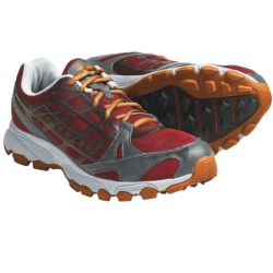 Montrail Rockridge Trail Running Shoes (For Men) in Cool Grey/Yellow