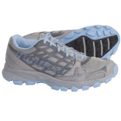 Montrail Rockridge Trail Running Shoes (For Women) in White/Air