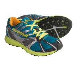 Montrail Rogue Racer Trail Running Shoes (For Women) in 323 Deep Turquoise/Voltage