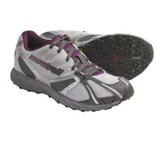 Montrail Rogue Racer Trail Running Shoes (For Women) in Cool Grey/Dewberry - Closeouts