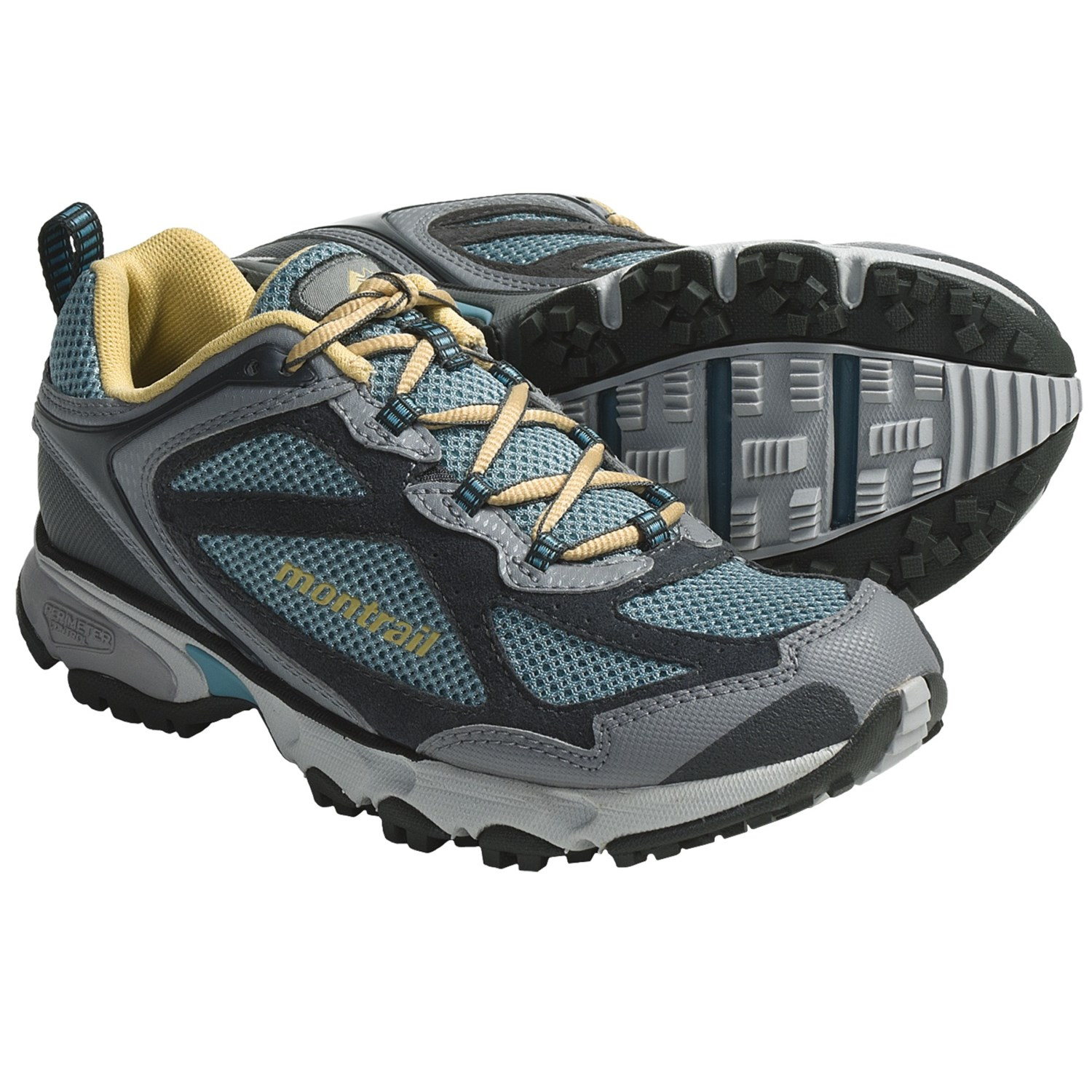 Montrail Badrock Mid Outdry Women's Trail Shoes - 5.5