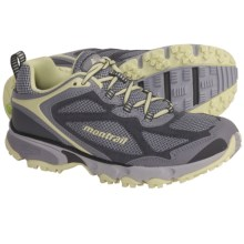 Montrail Sabino Trail Running Shoes (For Women) in Cool Grey/Lemon Mist - Closeouts