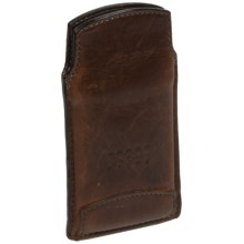 Moore & Giles  iPhone® 4 Case - Leather in Brown - Closeouts