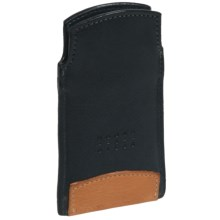 Moore & Giles  iPhone® 4 Case - Leather in Navy Natural - Closeouts