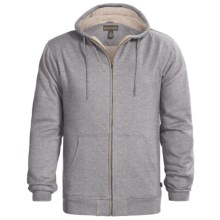 Moose Creek Carbon Creek Hoodie Sweatshirt (For Big and Tall Men) in Ash Grey - Closeouts