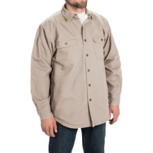 Moose Creek Elkhorn Shirt Jacket (For Men) in Cement - Closeouts