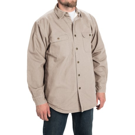 Moose Creek Elkhorn Shirt Jacket (For Men)
