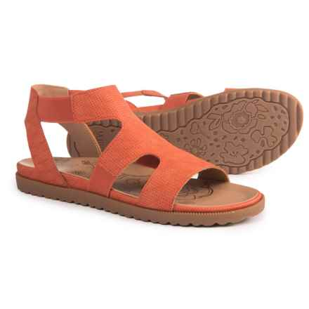 MOOTSIES TOOTSIES Marilyn Sandals (For Women) in Orange - Closeouts