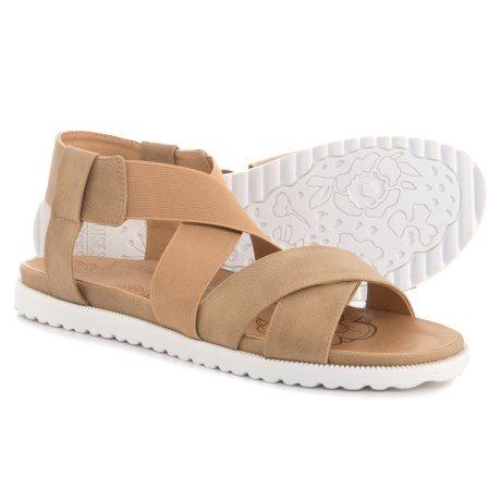 MOOTSIES TOOTSIES Monte Sandals (For Women) in Taupe