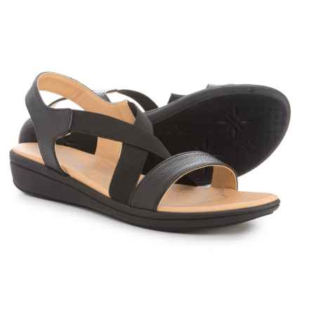 MOOTSIES TOOTSIES Wade Sandals (For Women) in Black - Closeouts