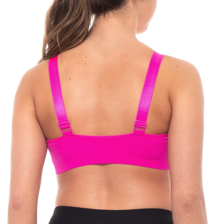 b6183a467ffa6 Morera Wide Strap Crisscross Front Sports Bra - Medium Impact (For Women)