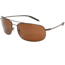 Mosley Tribes Bronson Sunglasses in Brown/Java - Closeouts