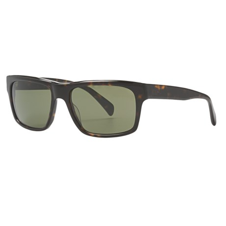Mosley Tribes Hillyard Sunglasses - G15 Mineral Glass Lenses in 362/G15