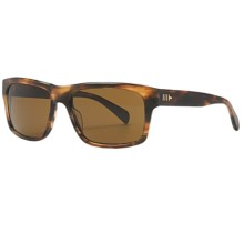 Mosley Tribes Hillyard Sunglasses - Mineral Glass Lenses in Karrimor Tortoise/Brown - Closeouts