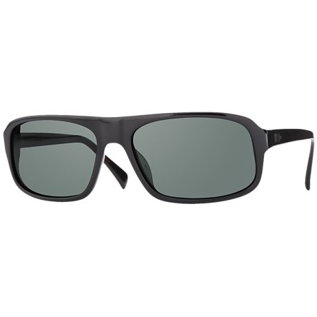 Mosley Tribes Sandoval Sunglasses - Polarized Glass Lenses in Charcoal/Midnight Express