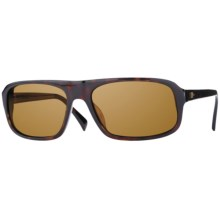 Mosley Tribes Sandoval Sunglasses - Polarized Glass Lenses in Coronado/Java - Closeouts