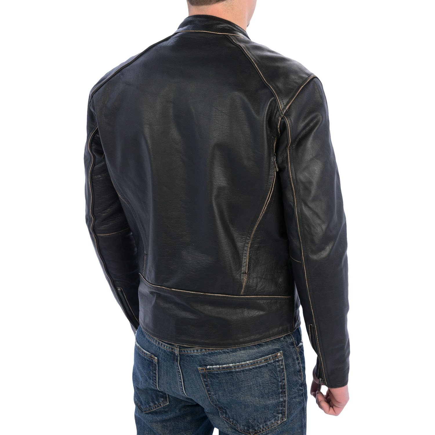 Find great deals on eBay for mens premium leather jacket. Shop with confidence.