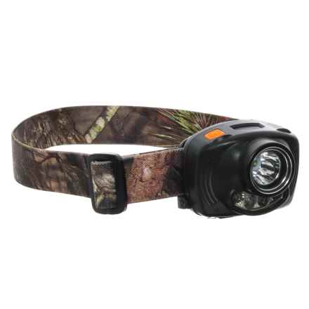 Mossy Oak Hunting Headlamp - 120 Lumens in See Photo - Closeouts