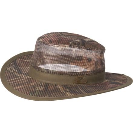 2d087f5d31d1ca Mossy Oak Supplex® and Mesh Safari Hat (For Men) in Mossy Oak Infinity