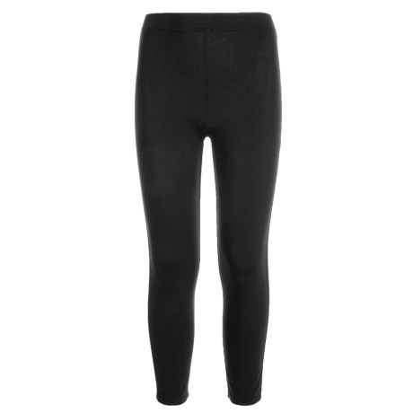 Mott 50 Mini Beyonce Classic Leggings - UPF 50 (For Toddler Girls) in Black