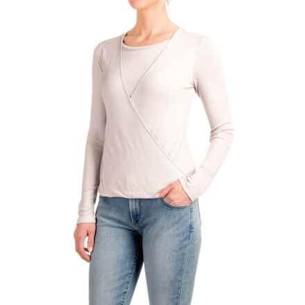 Mott 50 Rosie Shirt - UPF 50, Long Sleeve (For Women) in Grey - Closeouts