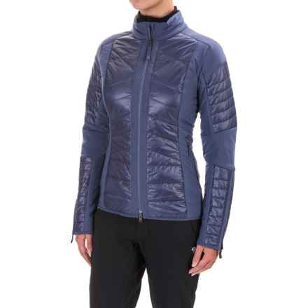 Mountain Force Alani Jacket - Insulated (For Women) in Indigo Blue - Closeouts