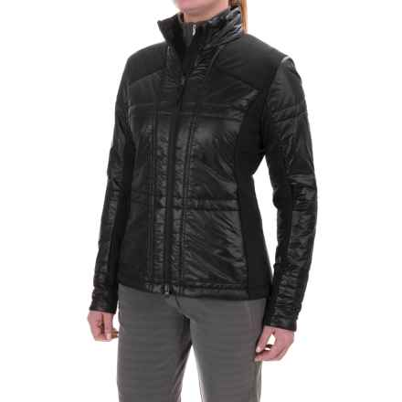 Mountain Force Ashlyn Jacket - Insulated (For Women) in Black - Closeouts