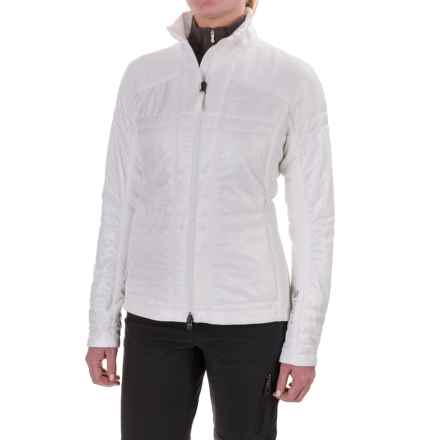 Mountain Force Ashlyn Jacket - Insulated (For Women) in White - Closeouts