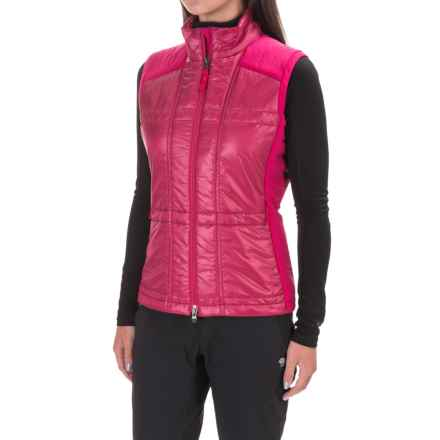 Mountain Force Ashlyn Vest - Insulated (For Women) in Cerise - Closeouts