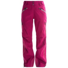 Mountain Force Breath LI Shell Pants - Waterproof (For Women) in Carnation - Closeouts