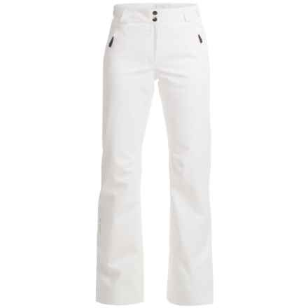 Mountain Force Epic 60 Ski Pants - Waterproof, Insulated (For Women) in White - Closeouts