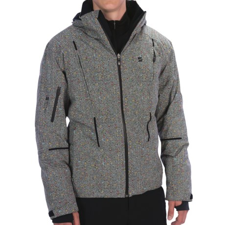 Mountain Force Gatsby Jacket - Waterproof, Insulated (For Men) in Canvas Green
