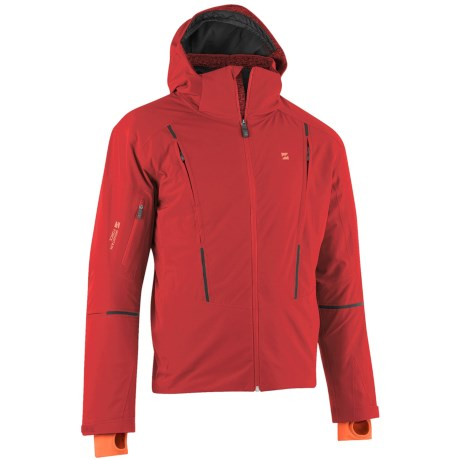 Mountain Force Gatsby Jacket - Waterproof, Insulated (For Men) in Molten