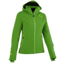 Mountain Force Pace Ski Jacket - Waterproof, Insulated (For Women) in Online Lime - Closeouts