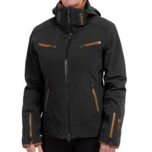 Mountain Force Rider II Ski Jacket - Waterproof, Insulated (For Women) in Black - Closeouts