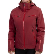 Mountain Force Rider II Ski Jacket - Waterproof, Insulated (For Women) in Red Maple - Closeouts