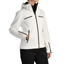 Mountain Force Rider Jacket - Waterproof, Insulated (For Women) in White - Closeouts
