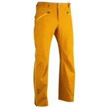 Mountain Force Soft Shell Ski Pants (For Men) in Cheddar - Closeouts