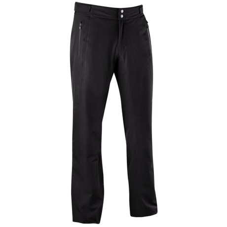 Mountain Force Sonic Ski Pants - Waterproof, Insulated (For Men) in Black