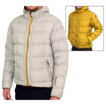 Mountain Force Troy Down Jacket - 800 Fill Power, Reversible (For Men) in Sulphur - Closeouts