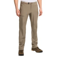 Mountain Hardware Chockstone Midweight Active Pants (For Men) in Khaki - Closeouts