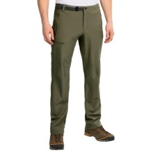 Mountain Hardware Chockstone Midweight Active Pants (For Men) in Peatmoss - Closeouts