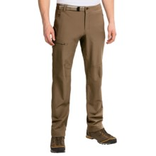 Mountain Hardware Chockstone Midweight Active Pants (For Men) in Saddle - Closeouts