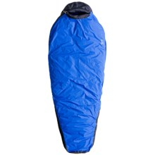 Mountain Hardwear 0°F Banshee Down Sleeping Bag - 800 Fill Power, Mummy in Azul - Closeouts