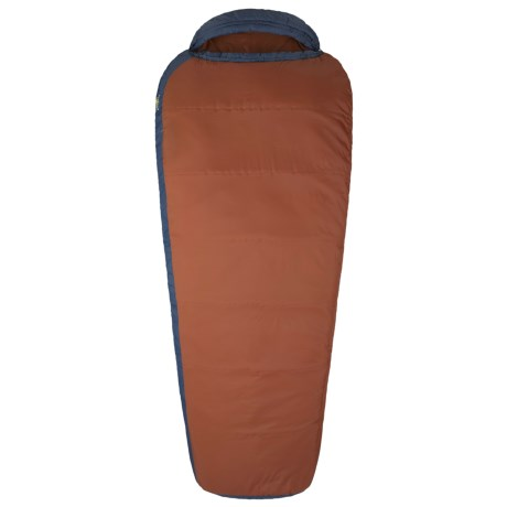Mountain Hardwear 0°F ExtraLamina Sleeping Bag - Synthetic, Semi-Rectangular in Mudcloth