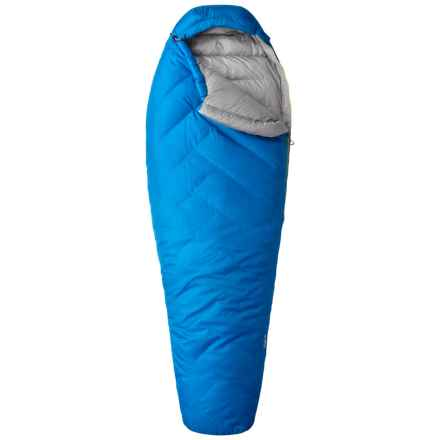 Mountain Hardwear 15°F Heratio Down Sleeping Bag - 650 Fill Power, Mummy (For Women) in Bay Blue - Closeouts