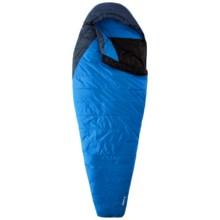 Mountain Hardwear 15°F Hibachi Down Sleeping Bag - 600 Fill Power, Long Mummy in Static Blue - Closeouts
