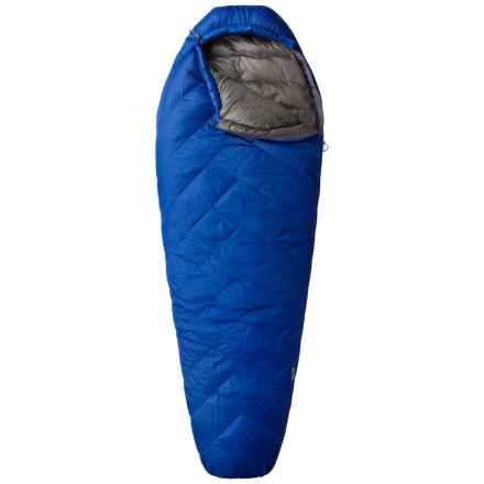 Mountain Hardwear 15°F Ratio Down Sleeping Bag - 650 Fill Power, Mummy, Long in Azul - Closeouts